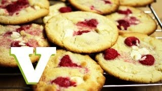 Raspberry And White Chocolate Cookies: Keep Calm And Bake S03e1/8