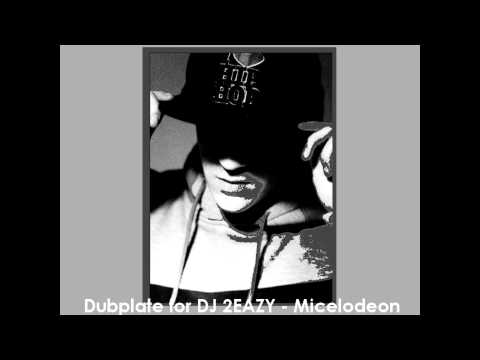 Dubplate for DJ 2EAZY - Micelodeon