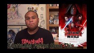 So About Star Wars Episode VIII: The Last Jedi....
