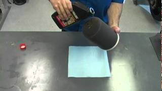 Foam Air Filter Cleaning and Oiling by Yamaha Motor Corp.