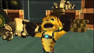 Ratchet & Clank All Cutscenes Movie HD 1080p