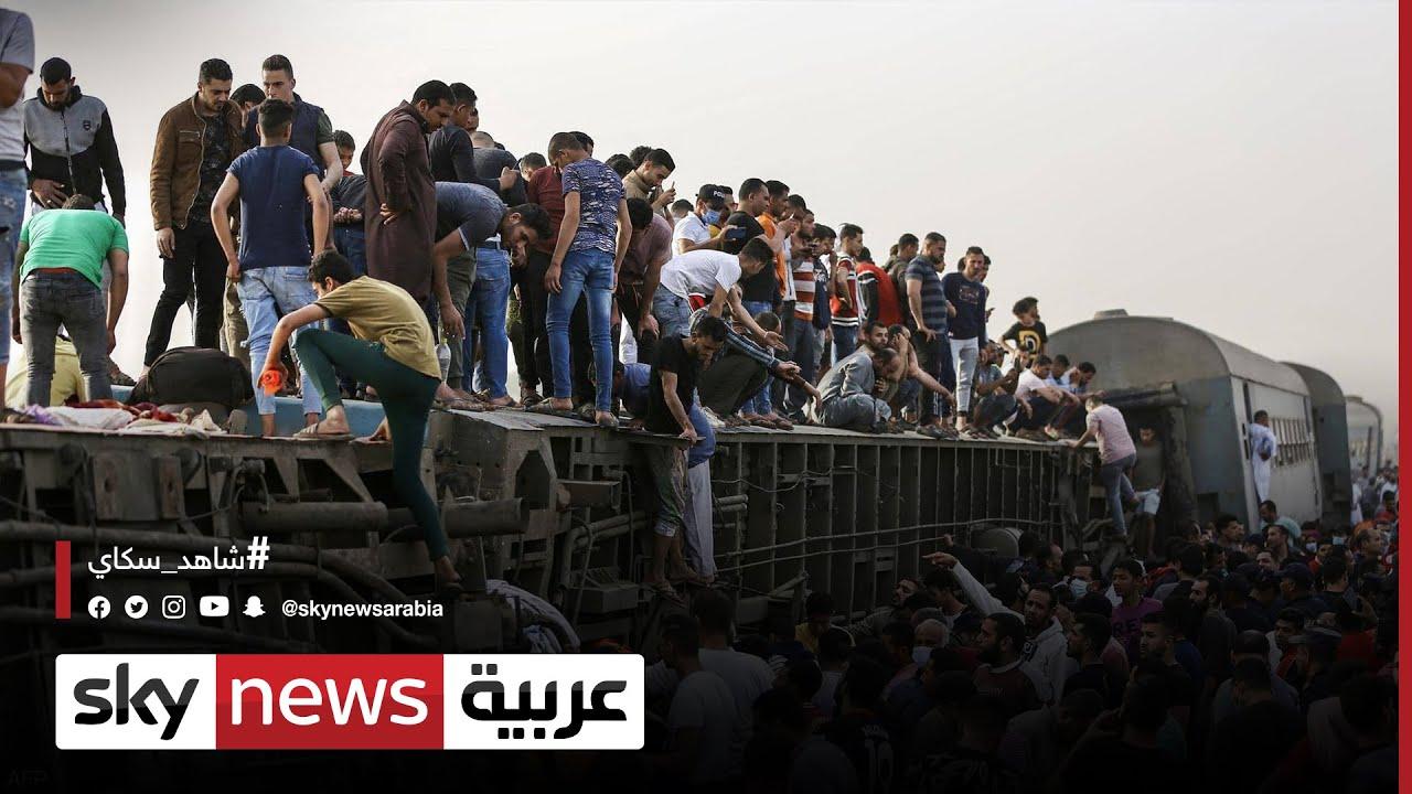 وزير النقل المصري: لا مكان لأي مهمل في هيئة سكك الحديد  - نشر قبل 2 ساعة