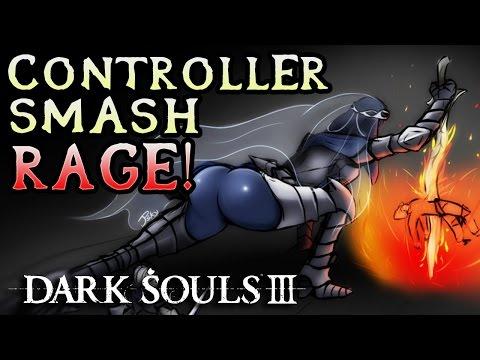 Dark Souls 3 Rage: Dancer Of The Boreal Valley Boss! (#28)
