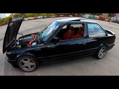 Самая мощная BMW E30 S62 400л.с. V8 M5
