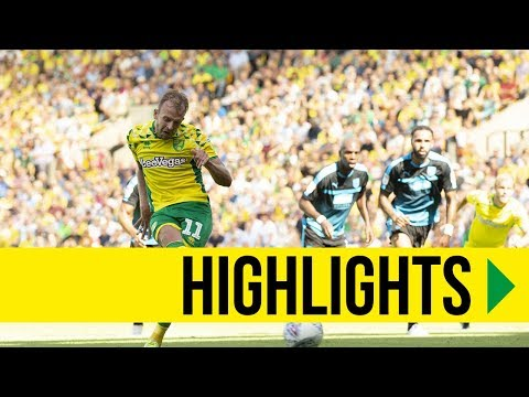 HIGHLIGHTS: Norwich City 3-4 West Bromwich Albion