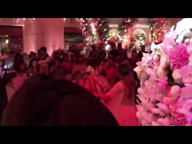 Live inside Nita Ambani dance performance on her Son Akash Ambani and Shloka Mehta engagement...