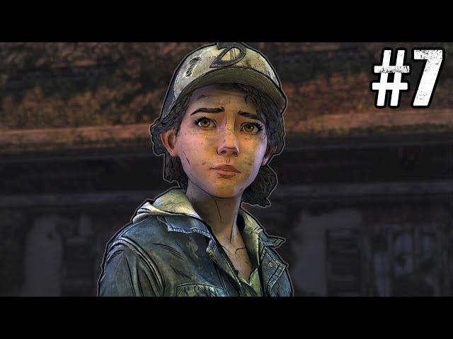 The Walking Dead The Final Season - LOVE - Episode 2 - #7
