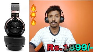 Hammer Bash over the ear headphone unboxing in Hindi