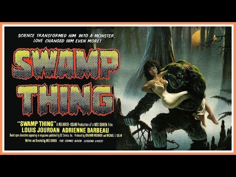 Swamp Thing (1982) Trailer - Color / 1:32 mins