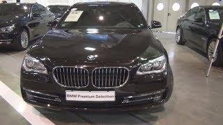 BMW 740Ld xDrive 2014 Videos