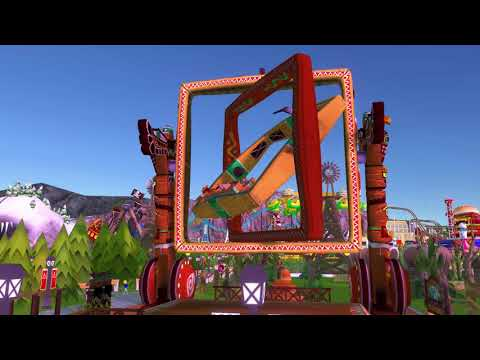 RollerCoaster Tycoon Touch - Parque Temático – Apps no