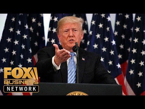Trump: Social media discriminates against Republicans