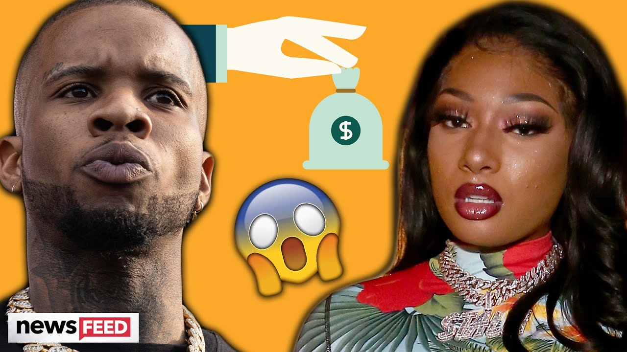 Tory Lanez Tried To Pay Off Megan Thee Stallion After Shooting Her!