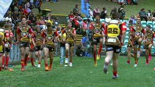 2018 Aboriginal Rugby League Knockout - Shoutout from the Chair