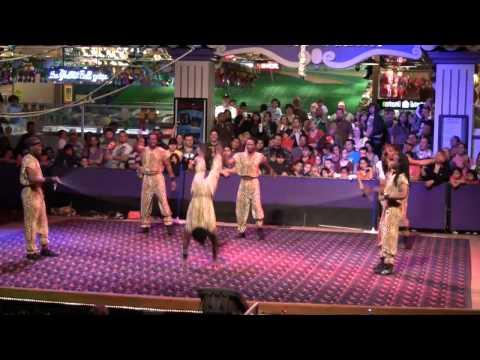African Acrobats - Show 1