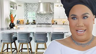 MY KITCHEN MAKEOVER | PatrickStarrr