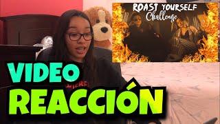 Reaccionando al Roast YourSelf de Calle y Poché   Alondra Michelle