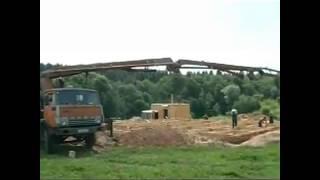 Столбчатый фундамент для каркасного дома своими руками видео(, 2013-10-13T13:54:11.000Z)