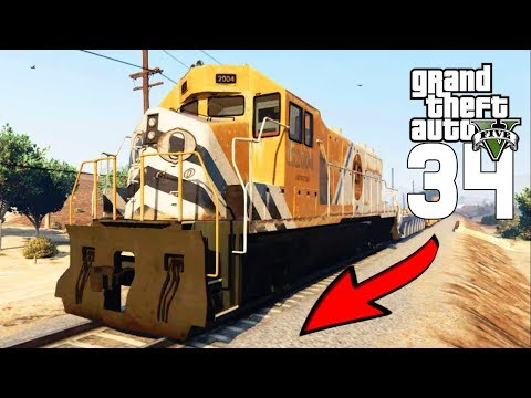 GTA5: Tank vs Trains, Trams and More! from YouTube · Duration:  6 minutes