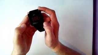 оригинальные часы Skmei Led waych Touch