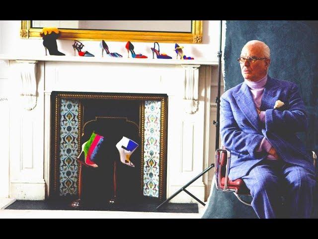 世界的な靴デザイナーに迫る!映画『マノロ・ブラニク トカゲに靴を作った少年』予告編