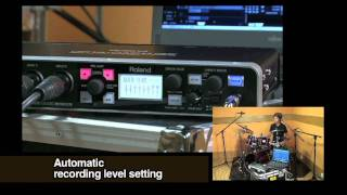 OCTA-CAPTURE 10x10 24-bit/192 kHz Hi-Speed USB Audio Interface Overview