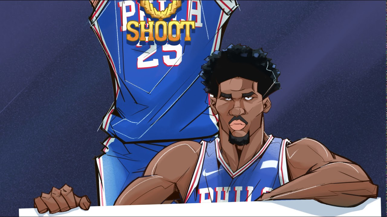 Karl-Anthony Towns&Joel Embiid