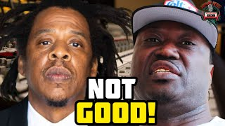 Memphis Legend Project Pat On Not Ever Feeling Jay-Z!