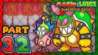 Mario & Luigi: Superstar Saga - Part 32 - Fawful & Bowletta