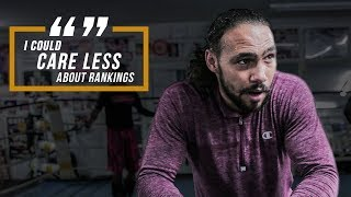 Keith Thurman isn't concerned about rankings
