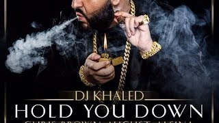 DJ Khaled - Hold You Down Official Instrumental With Free Download!