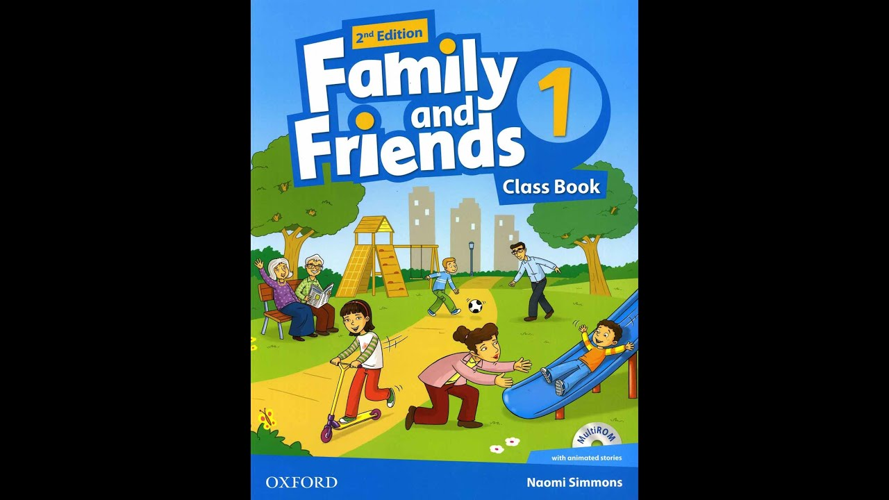 FAMILY AND FRIENDS 1 Unit 1 WHAT'S THIS . School - YouTube