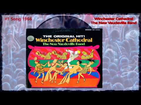 Winchester Cathedral - The New Vaudeville Band (#1 Song Dec 1966)