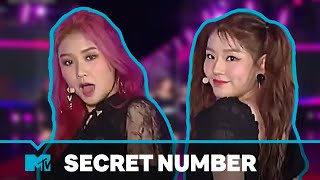 SECRET NUMBER(시크릿넘버) - Who Dis? | 2020 Asia Song Festival