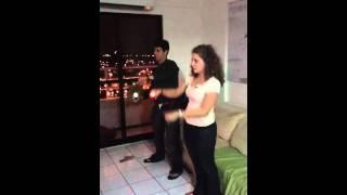 PlayStation move - Jairo e Luiza