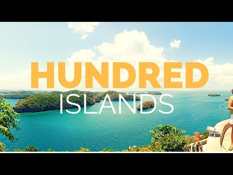 Hundred Islands Tour (Governor's Island, Children's Island and more)