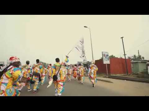 Supreme Masqueraders December 2018 Outing. Video Shot By Graffiti Studio GH
