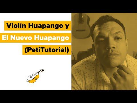 """Violín Huapango Y El Nuevo Huapango """"A Calorón"""" Guitarrón Chido"""