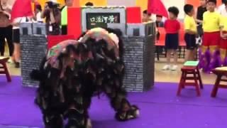 2015 全港青年醒獅比賽亞軍(聖博德學校)