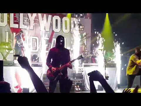 Hollywood Undead Live Full Highlights - 26th January 2018 - O2 Academy Birmingham