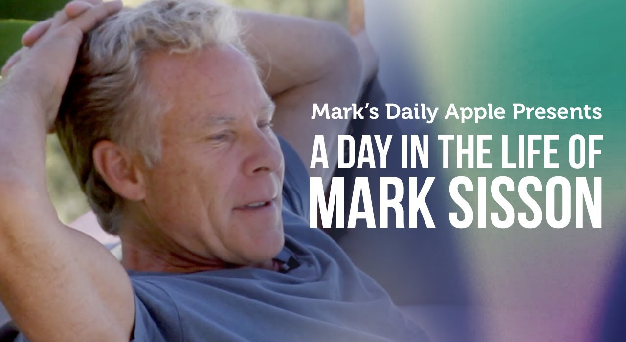 Mark Sisson Diet a day in the life of mark sisson - youtube