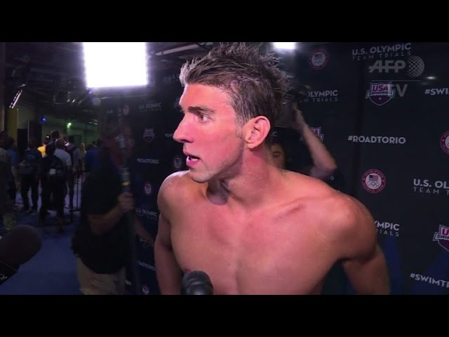 Olympics: Michael Phelps sets sights on podium at fifth Games