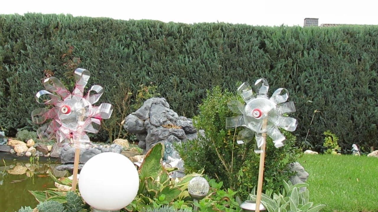 Dekoration Für Garten Selber Machen  Windrad Aus
