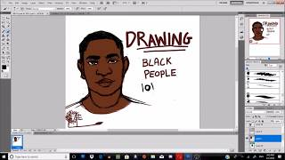 How to Draw Black People 101: An Explanation