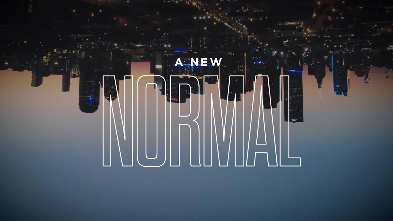A New Normal Sermon Series Bumper Youtube