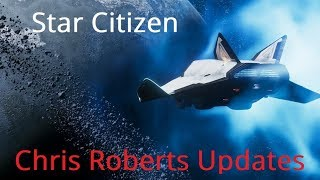 Star Citizen | Chris Roberts on New Flight Model, Future Releases & More