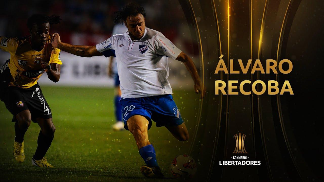 """Cuando ÁLVARO """"CHINO"""" RECOBA brillaba en la CONMEBOL LIBERTADORES"""