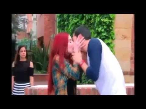 Yo Soy Franky (2.0) Beso de Dulce (Doce) y Cristian Segunda Temporada