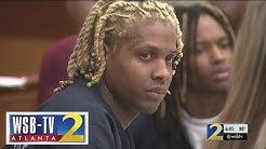 Detective: Video shows Lil Durk shooting gun while driving near The Varsity