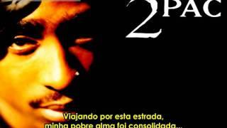 """Tupac ft. Dramacydal - """"Thug Passion"""" [Traduzido]"""